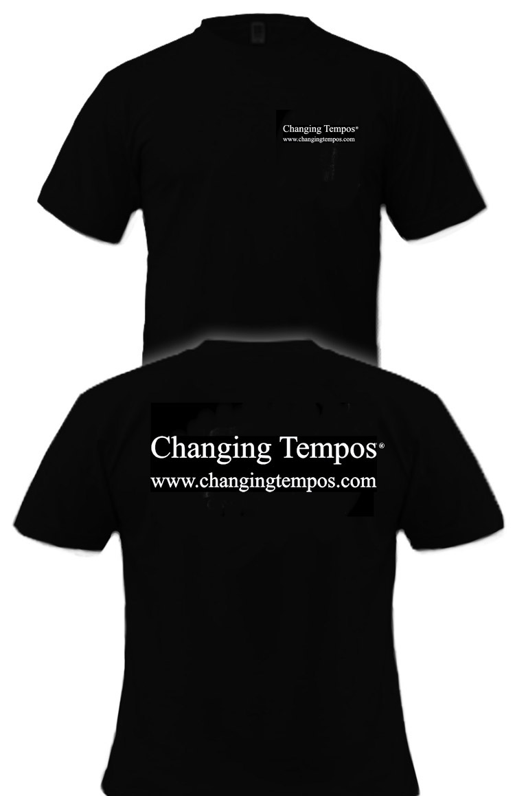 Changing Tempos T-shirt